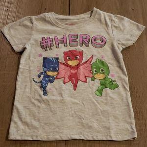 $2 w/ bundle! PJ Masks #HERO T-Shirt